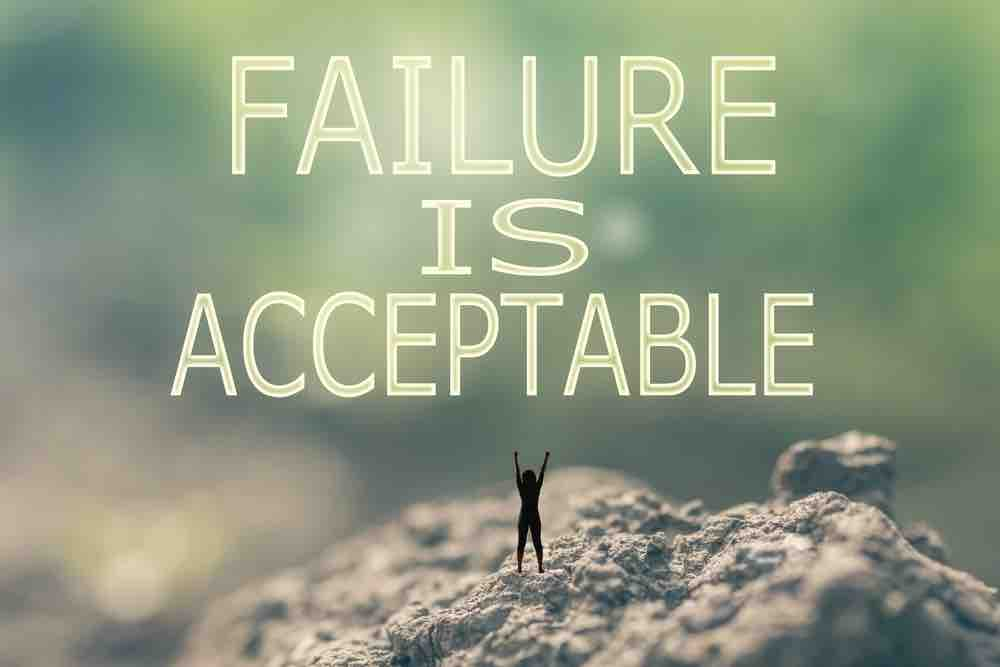 failure ordinary
